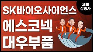 [고래삼총사] SK바이오사이언스 vs 에스코넥 vs 대…