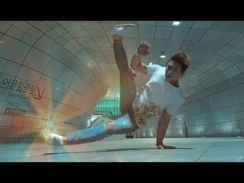 B-Boy Freestyle : Recuter - Get Down
