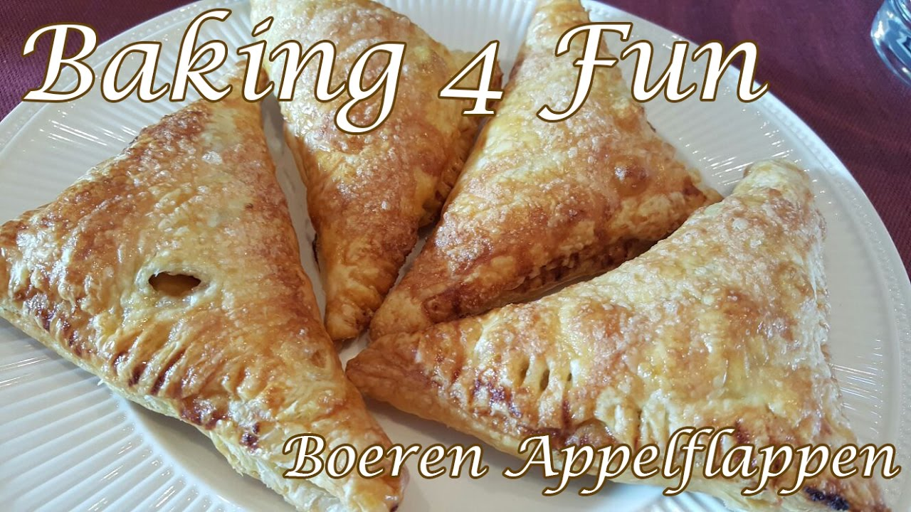 hollandse appelflappen