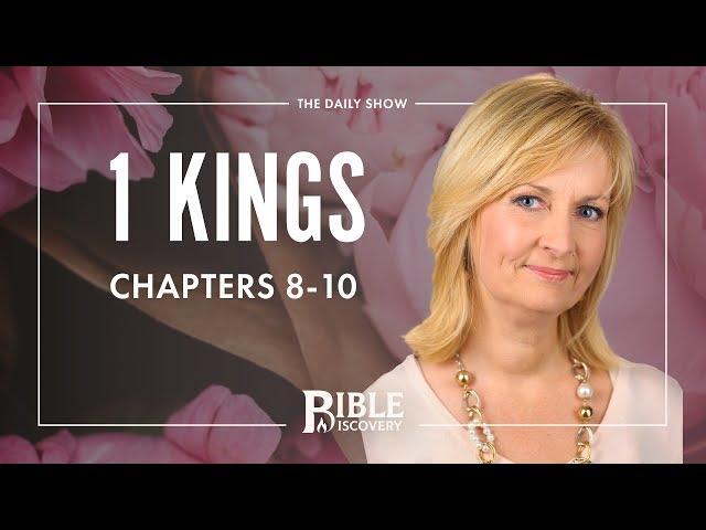 God Speaks | 1 Kings 8-10