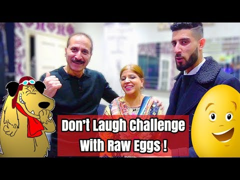 Try Not To Laugh Challenge | Drinking Raw Eggs !! **Hilarious**