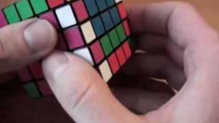 Сборка 5х5х5 Часть 3/4 Объединение реберных кубиков
