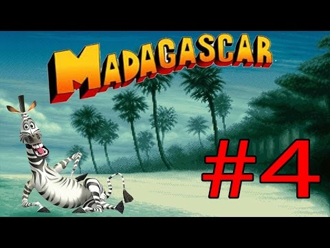 Madagascar ► Собираем статую ► #4