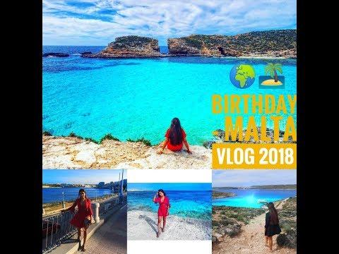 Birthday Malta Vlog March 2018