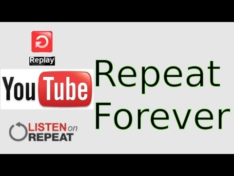 How to Make a YouTube Video Repeat Forever