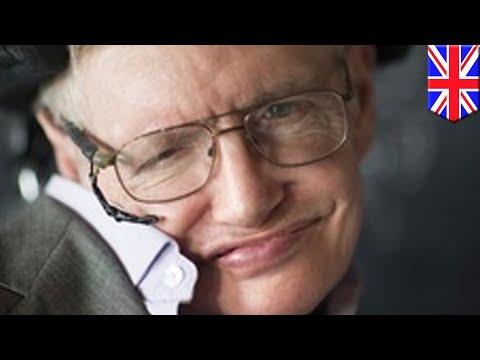 Stephen Hawking RIP: Legendary Cambridge Physics Professor passes away - TomoNews