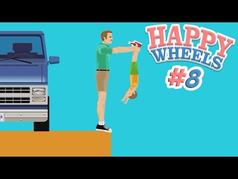 Happy Wheels #8 - MILOS JE KRIV!!! (Iggy Plejer Leveli)