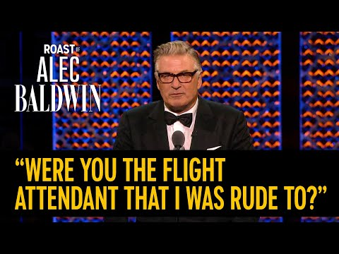 Alec Baldwin ROAST - COMEDY CENTRAL ROAST OF ALEC BALDWIN