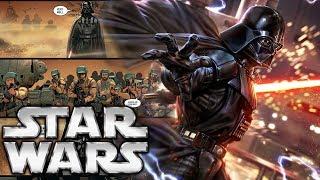Darth Vader Joins The Rebellion: Star Wars Rethink