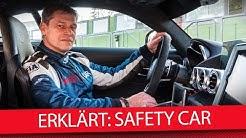 Erklärt: Bernd Mayländer zeigt das F1 Safety Car Mercedes-AMG GT S - MSM TV: Formel 1