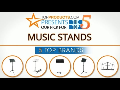 Best Music Stand Reviews 2017 – How to Choose the Best Music Stand