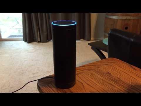 Amazon Echo Hal 9000 reference