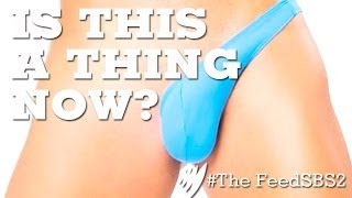 String Lateral Flash, Smallest Penis Competition, & Blowjob Machines I The Feed