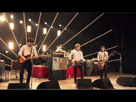 """THE BAWDIES - SHAKE YOUR HIPS from LIVE DVD """"1-2-3 TOUR 2013 FINAL at 大阪城ホール"""""""