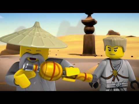 Snakebit - LEGO Ninjago - Season 1 , Full Episode 3 - YouTube