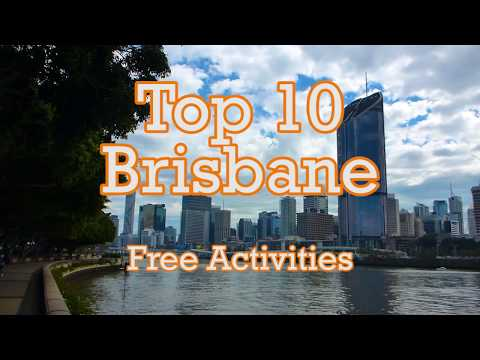 Brisbane TOP 10 FREE activities