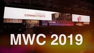MWC 2019 - Самое интересное с выставки!