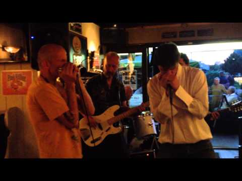 Stardust Boogie Band   sammen med Tim Christensen på mundharpe mp3