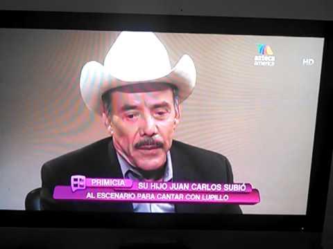 Pedro Rivera habla de su hijo menor