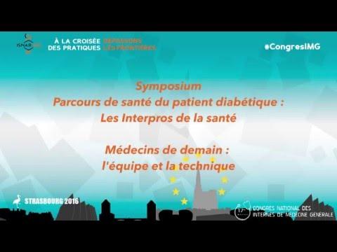 17e Congrès ISNAR-IMG - Les InterPros de la santé, avec le soutien institutionnel de MSD