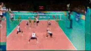 Olympics 2008 volleyball men BEST SETTERS