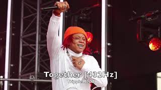 Trippie Redd - Together [432Hz]