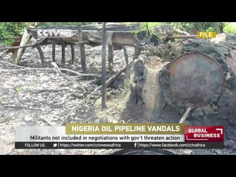 Niger Delta militants issue more threats