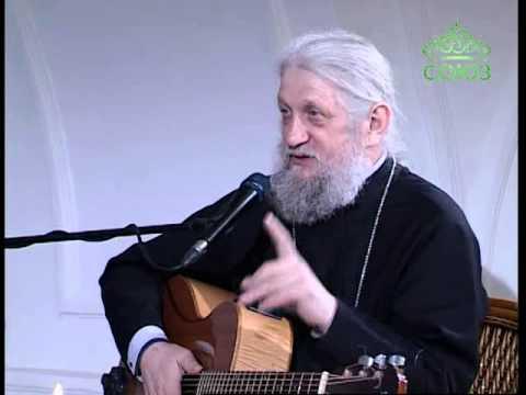 Лаврские встречи. От 20 мая. Солист ВИА «Поющие гитары» Валерий Ступаченко. Часть 2
