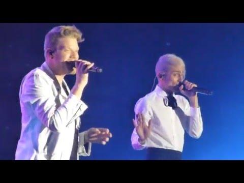 No - Pentatonix Meghan Trainor Cover Live (PTX World Tour)
