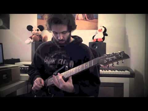 Opeth - Ghost Of Perdition guitar cover
