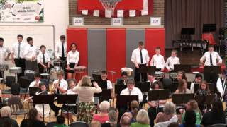 Spring 2015   Shiloh 6th Grade Band Spring Concert