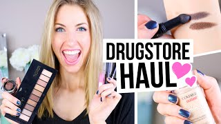 What's NEW at the Drugstore || SUMMER HAUL 2015