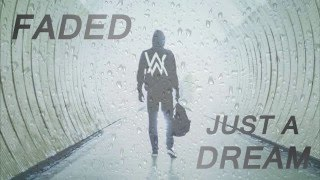 Download Just A Faded Dream | Alan Walker x Nelly | JustFluffeh Mashup Mp3 and Videos