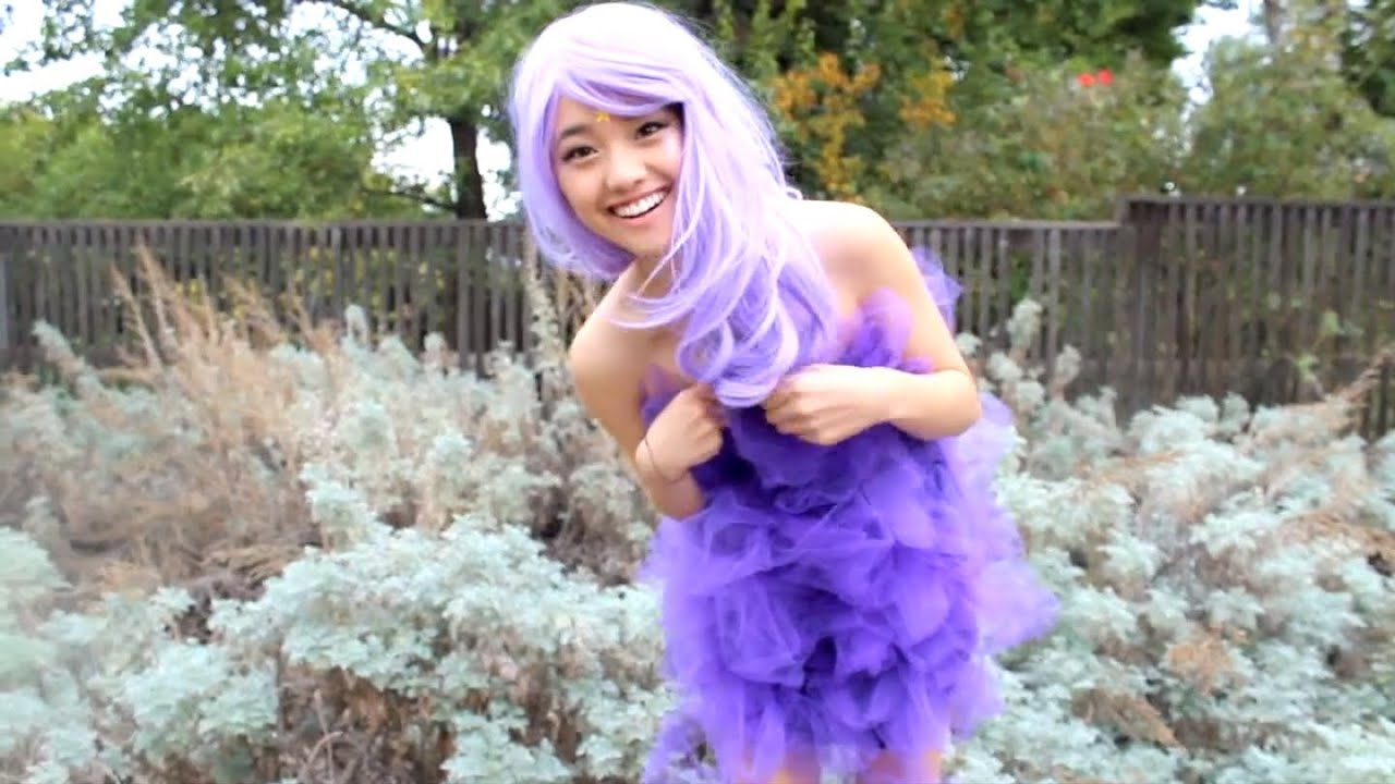 Diy Lumpy Space Princess Lsp Costume Youtube