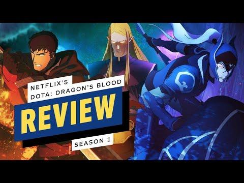 Dota: Dragon's Blood – Season 1 Review
