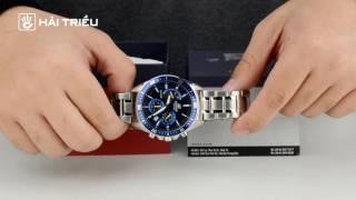Review Casio - EFR-552D-1A2VUDF [Đồng Hồ Hải Triều]