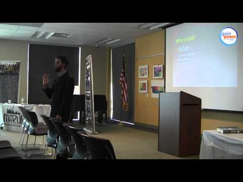 Islam Presentation Milwaukee, WI library March 29 2014