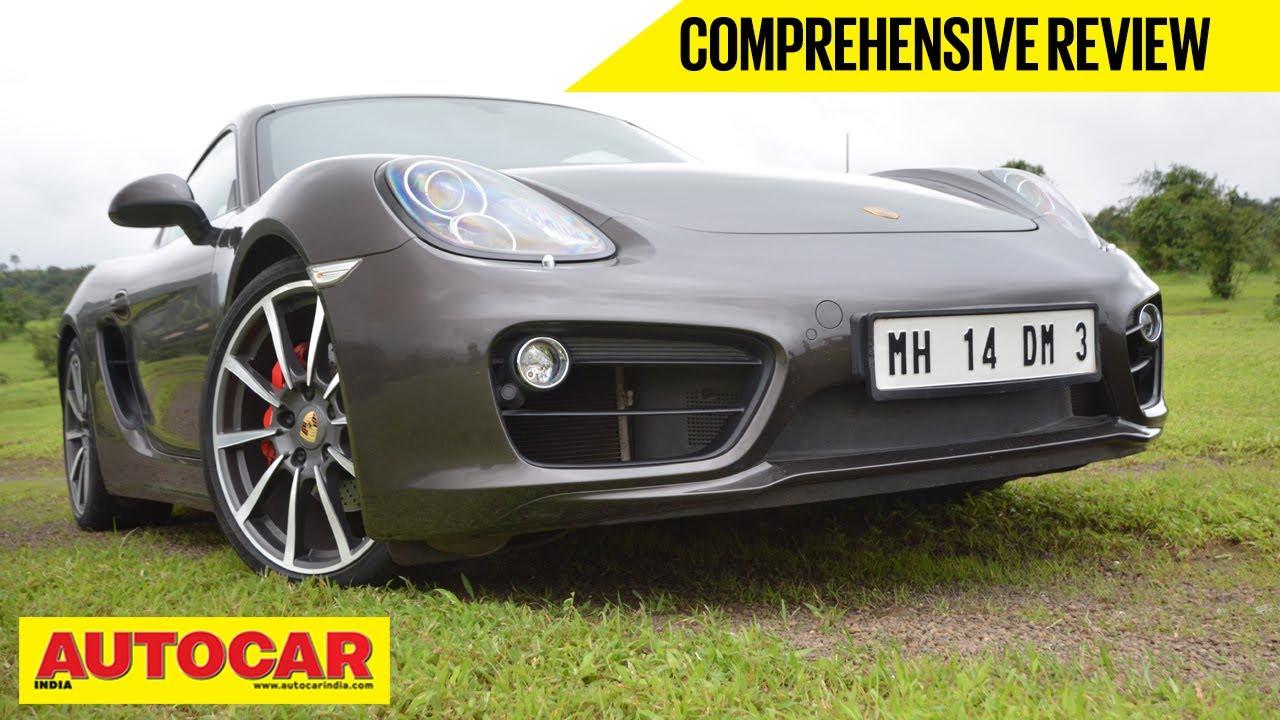 Porsche Cayman S Comprehensive Review Autocar India