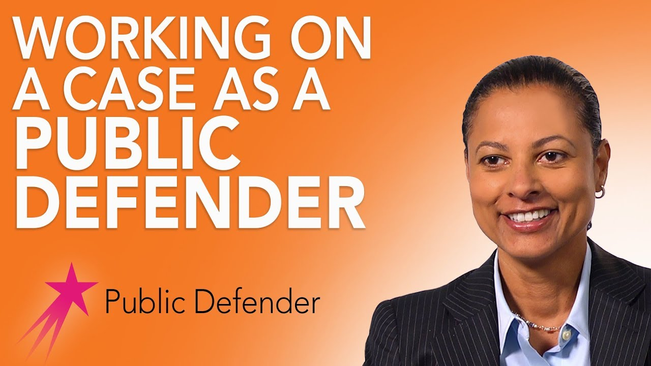 How to Get a Public Defender