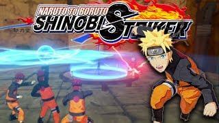 Naruto to Boruto Shinobi Striker (Demo) - Hokage in Training!
