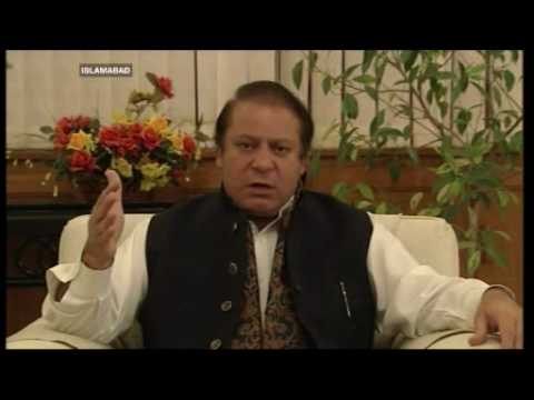 Frost over the World - Nawaz Sharif - 15 Feb 08 - Part 2