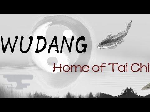 Wudang,Home of Tai Chi Part 1