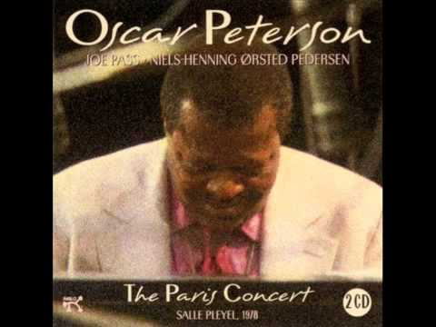 Oscar Peterson, Joe Pass & Niels-Henning Ørsted Pedersen - Ornithology (live)