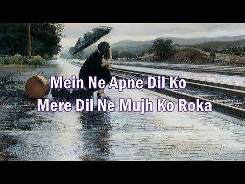 maine-apne-dil-ko-mere-dil-ne-mujhko-roka-whatsapp-status-hd-by-saad