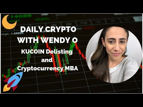 Kucoin Delisting | Cryptocurrency MBA | Alt and Bitcoin Charts
