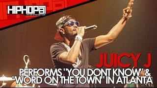 Download Video Juicy J Performs