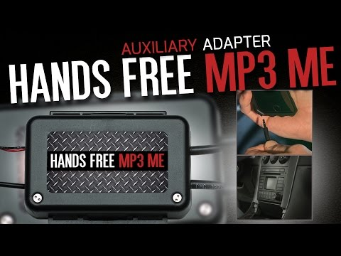 MP3 ME  04-06 Pontiac GTO Auxiliary Adapter Hands Free
