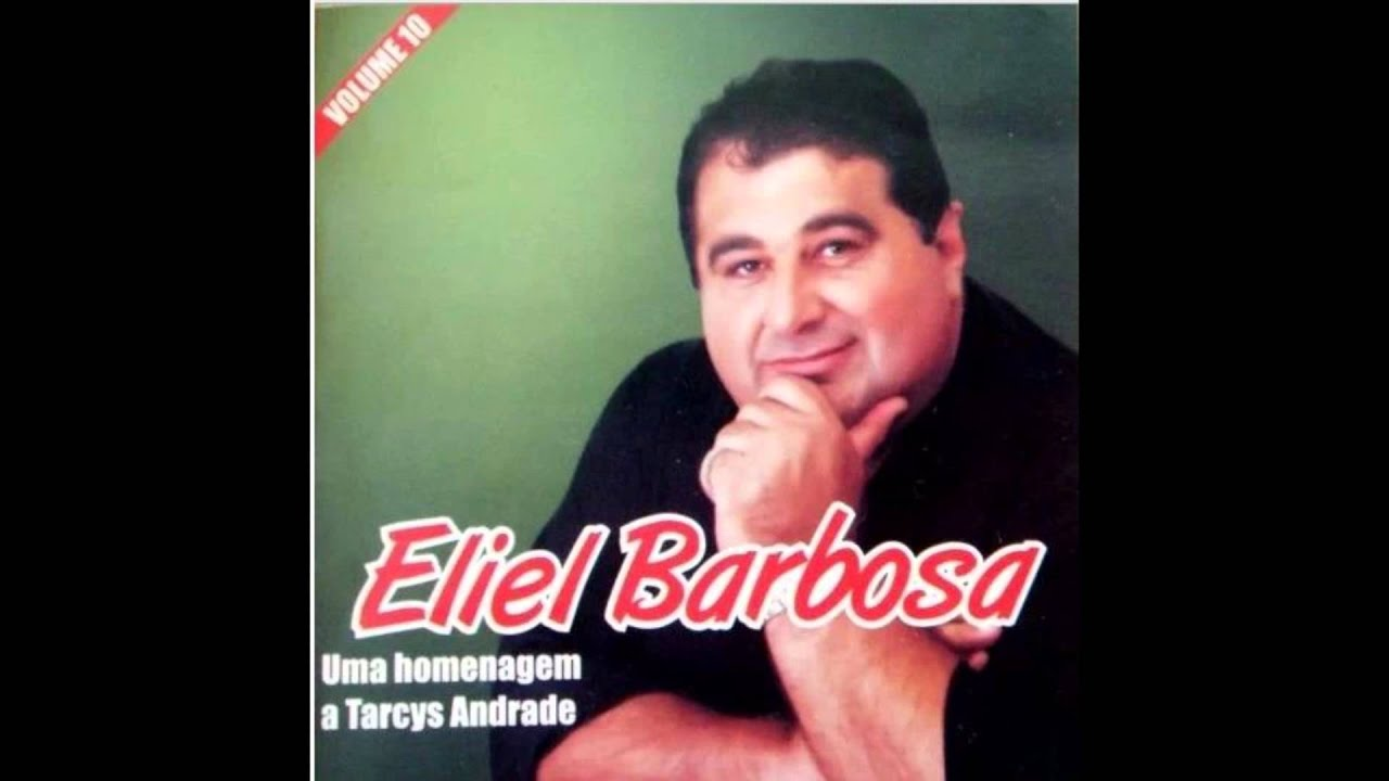 cd eliel barbosa