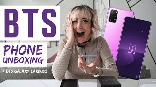 Unboxing My New 1 500 Bts Edition Samsung S20 5g Youtube