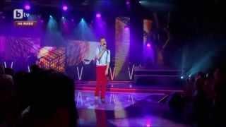 Кристиан Димитров - Irreplaceable - Гласът на България Mp3